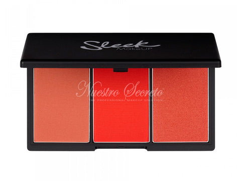 Sleek Makeup - Blush by 3 in Flame