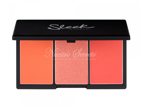 Sleek Makeup - Blush by 3 in Lace