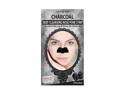 Dearderm Charcoal Deep Cleansing Nose Pore Strip