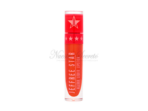 Jeffree Star - Velour Liquid Lipstick - Pumpkin Pie