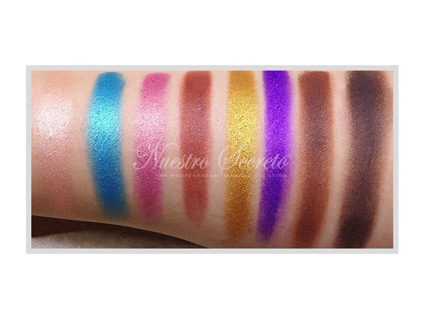 Makeup Addiction Flaming Love Palette