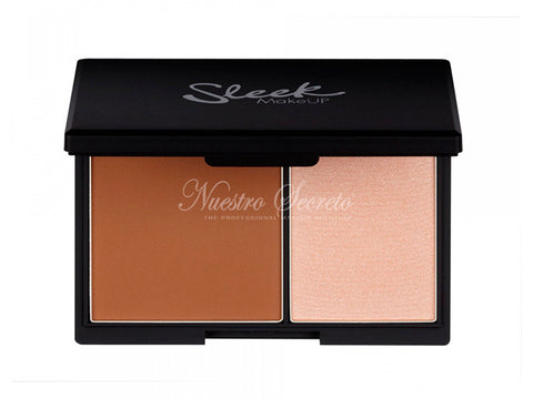 Sleek MakeUp - Face Contour Kit in Light