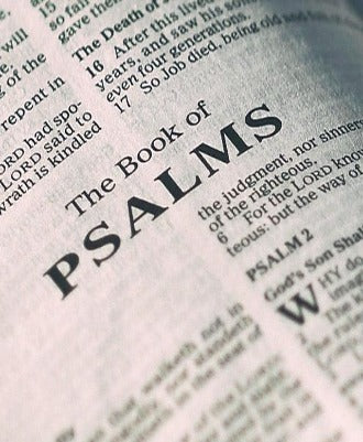 Seven Days of Psalm work for you.