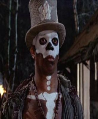 Chief Loa: Baron Samedi service for any reason.