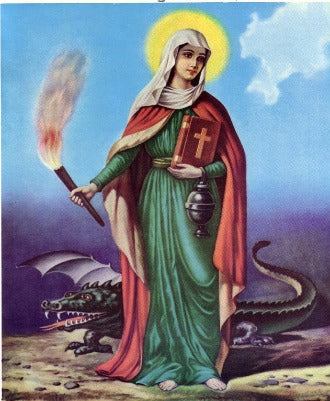 Saint Martha: Domination and Tie-down of anyone or anything.