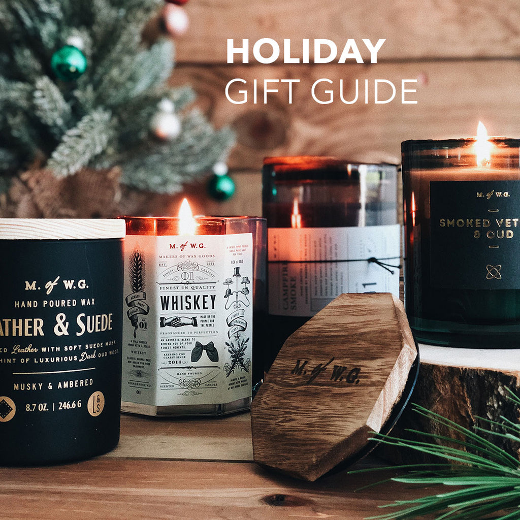 Holiday Candle Gift Guide