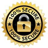 100 percent secure shopping