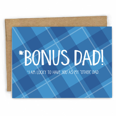 Father's Day Card for Stepfather, father-in-law by Fresh!