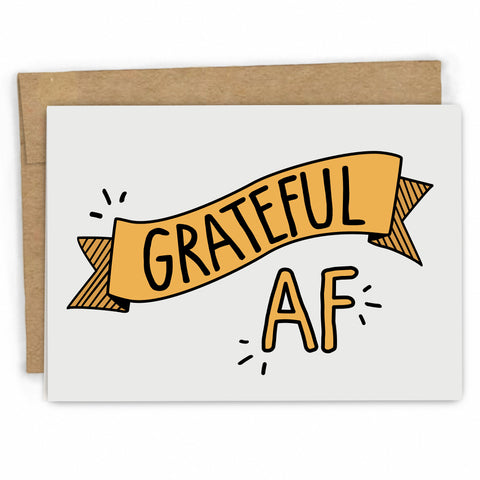 Funny Thank You by Fresh! | Handmade Greeting Cards | Wholesale Greeting Cards