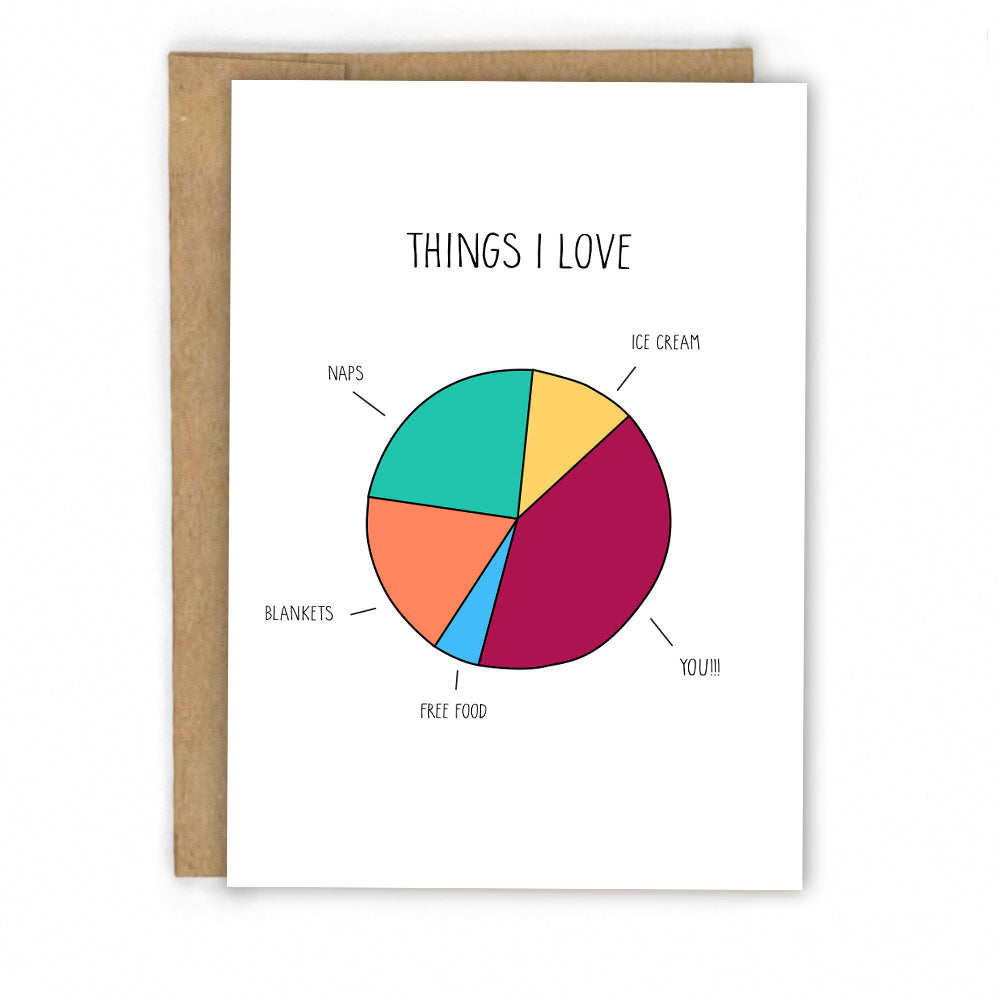 Funny Valentines Day Card | Funny Love Card by Fresh! | Wholesale Greeting Cards