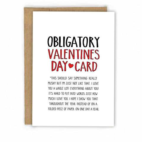 Valentines Day Card by FRESH! | Boutique Wholesale Greeting Cards