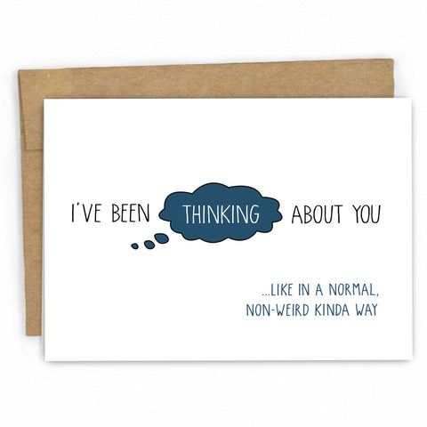 Thinking of You Card by Fresh! | Retail + Wholesale Greeting Cards