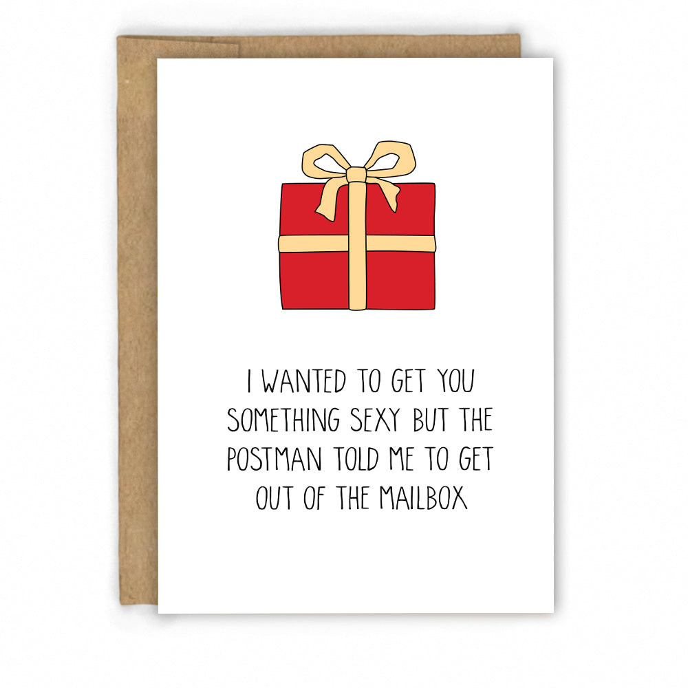 Funny Love Card | Mail