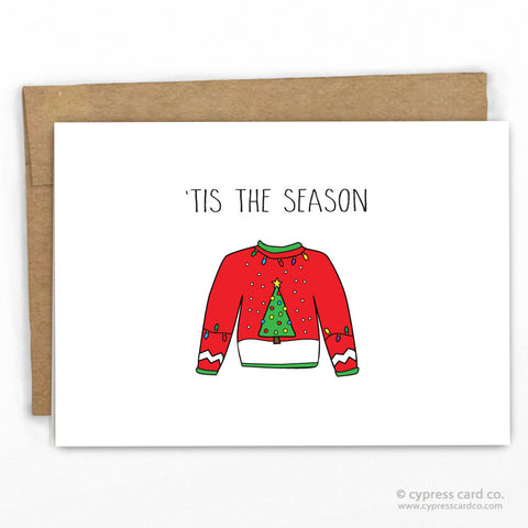 The Sweater Card