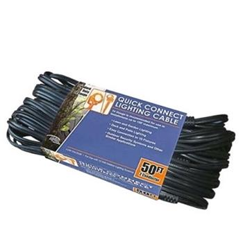 Alpine Quick Connect Lighting Cable 50'