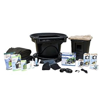 Aquascape Large 21' x 26' Pond Kit w/AquaSurge® PRO 4000-8000