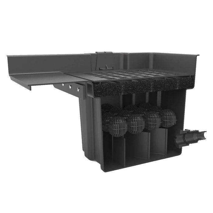 "OASE 16"" Waterfall Spillway with Filtration"