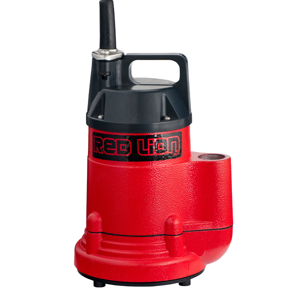 Red Lion Aluminum Utility Pump 1/6 HP