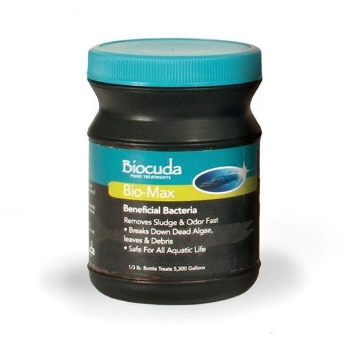Atlantic Water Gardens: Dry Treatment Bio-Max