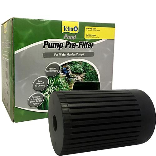 TETRA WATER GARDEN PUMP CYLINDER PRE FILTER