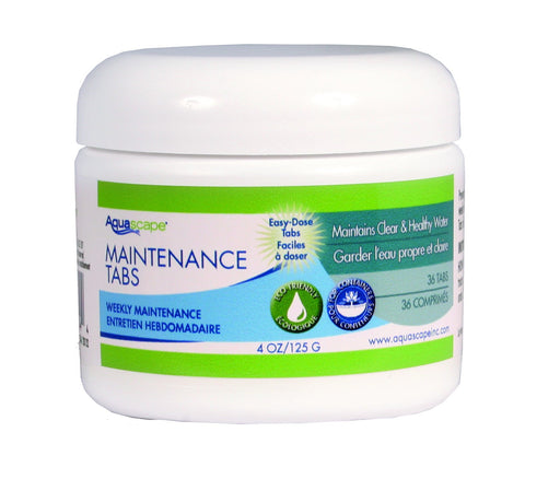 Aquascape Container Water Garden Maintenance Tablets 36-Count