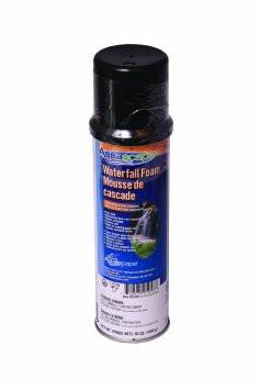 Aquascape Black Waterfall Foam 16-oz
