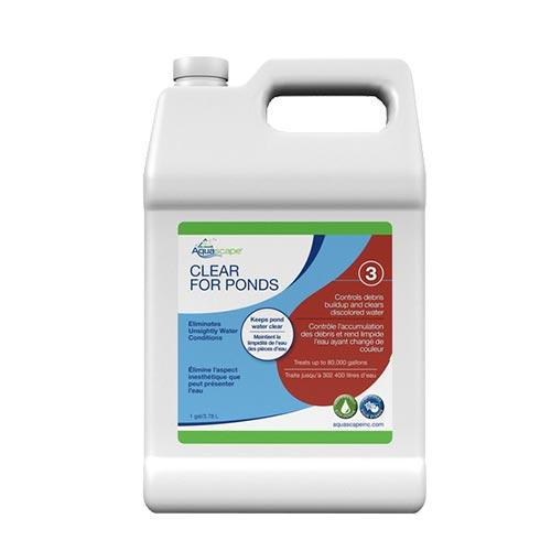 Aquascape Clear for Ponds 8 oz - 1 gal