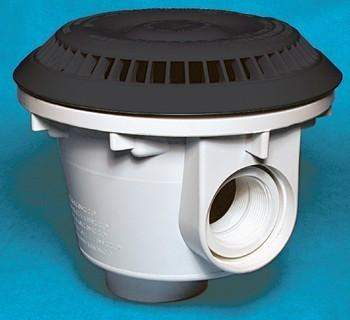 Tetra: Screened Bottom Drain
