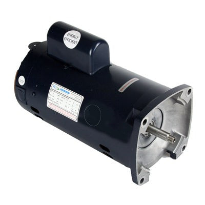 1.5 HP Single Speed Square Flange Motor