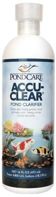 API/POND CARE: ACCU-CLEAR
