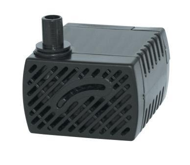 SUPREME-HYDRO SUBMERSIBLE PUMP 70 GPH - 725 GPH