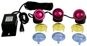 TETRA TL3 TRIPLE LIGHT SET