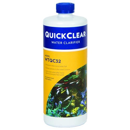 Atlantic Water Gardens: Quick-Clear