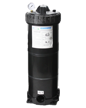 150 Sq. Ft. Stand Alone Cartridge Filter