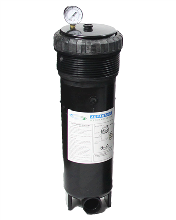 50 Sq. Ft. Stand Alone Cartridge Filter