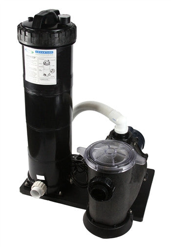 1.5 HP 150 Sq. Ft. Cartridge Filter System