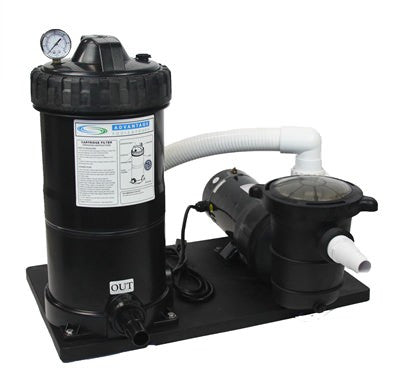 2 HP 100 Sq. Ft. Cartridge Filter Systems With Element