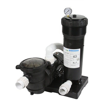 1 HP 50 Sq Ft. Cartridge Filter System With Element
