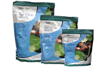 Aquascape Premium Staple Mixed Fish Pellets