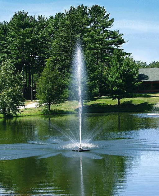 SCOTT AERATOR:  SKYWARD BIG SHOT FOUNTAIN 1/2-HP
