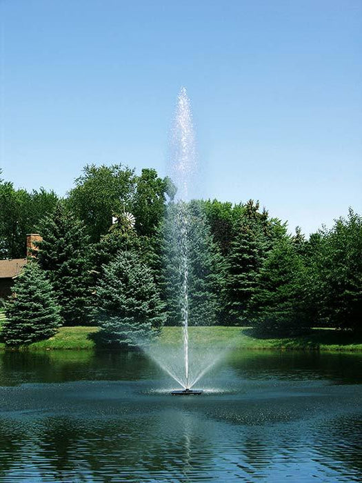 SCOTT AERATOR:  SKYWARD BIG SHOT FOUNTAIN 1.5-HP/230V