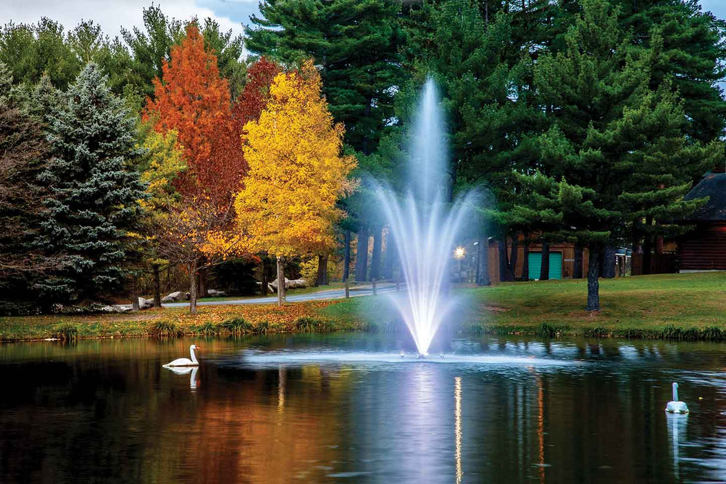 Scott Aerator: Amherst Fountain 3 HP