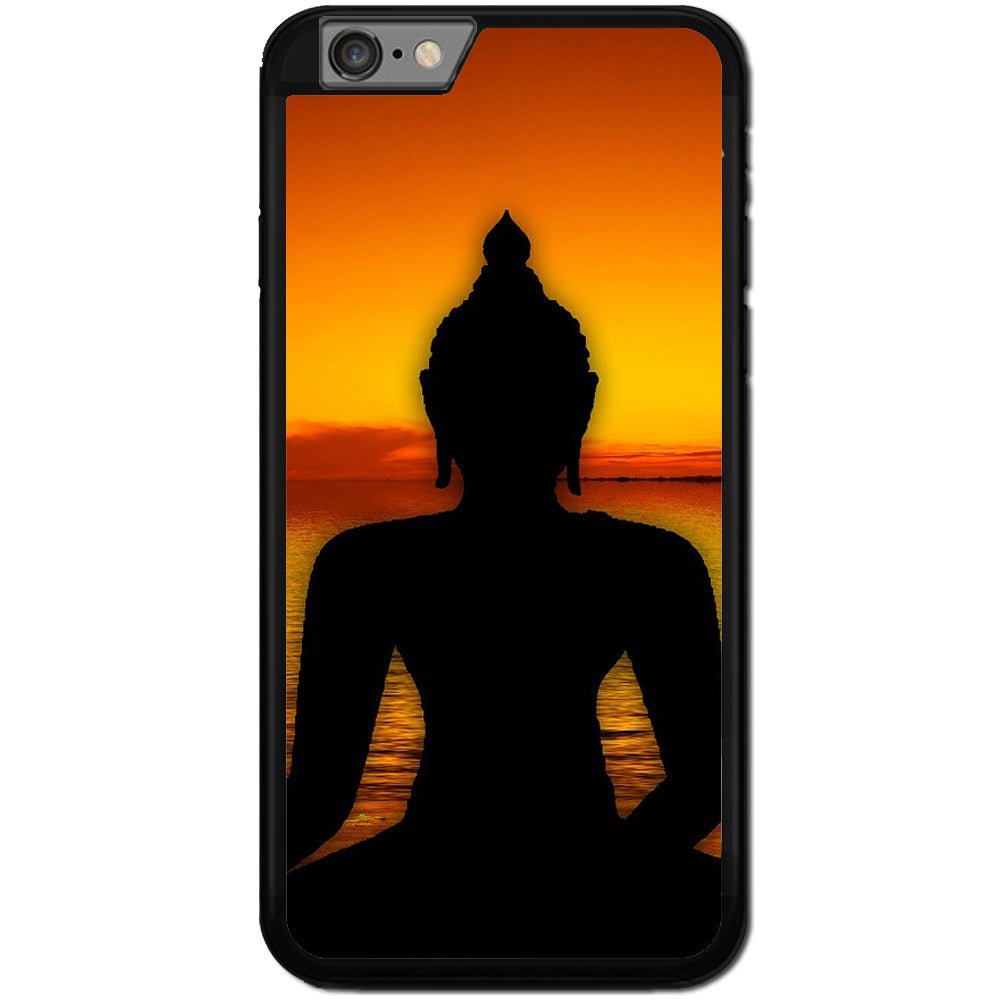 Fits Apple iPhone 6 PLUS & 6S PLUS - Buddha Yoga Case Phone Cover Y00018