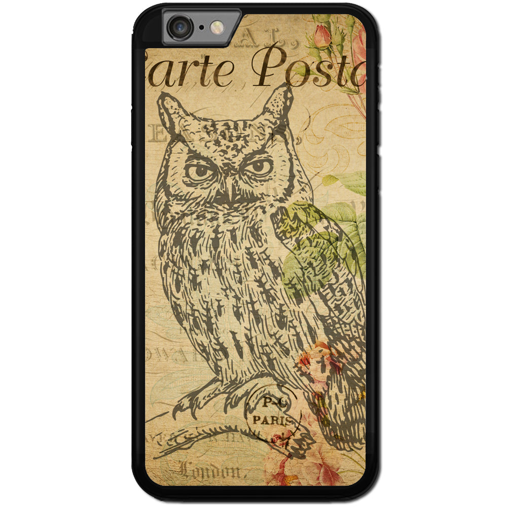 Fits Apple iPhone 6 PLUS & 6S PLUS - French Postcard Case Phone Cover Y00071