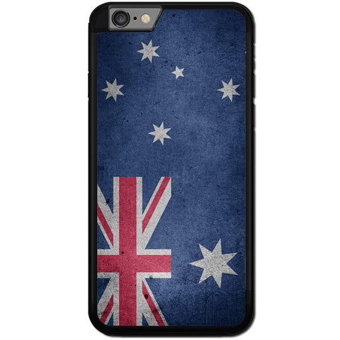 Fits Apple iPhone 6 & 6S - Aussie Flag Case Phone Cover Y00171