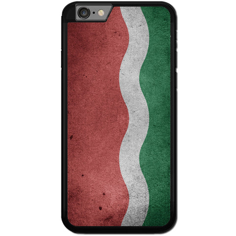 Fits Apple iPhone 6 & 6S - African Flag Case Phone Cover Y00175
