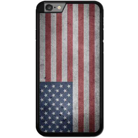 Fits Apple iPhone 6 & 6S - American Flag Case Phone Cover Y00193