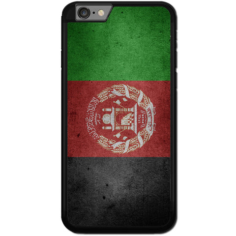 Fits Apple iPhone 6 & 6S - Afghanistan Flag Case Phone Cover Y00213