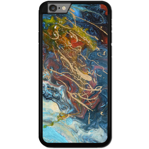 Fits Apple iPhone 6 & 6S - Artistic Painting Case Phone Cover Y00228