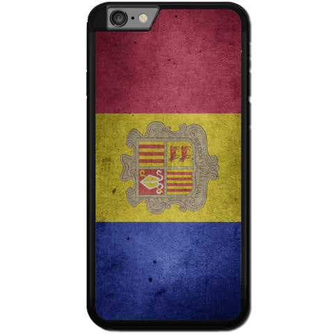 Fits Apple iPhone 6 & 6S - Andorra Flag Case Phone Cover Y00239